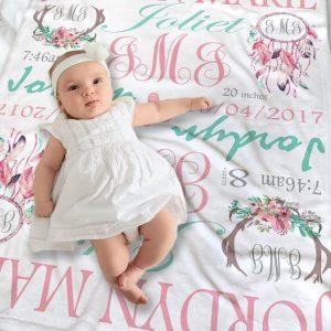 Baby Girl Blankets